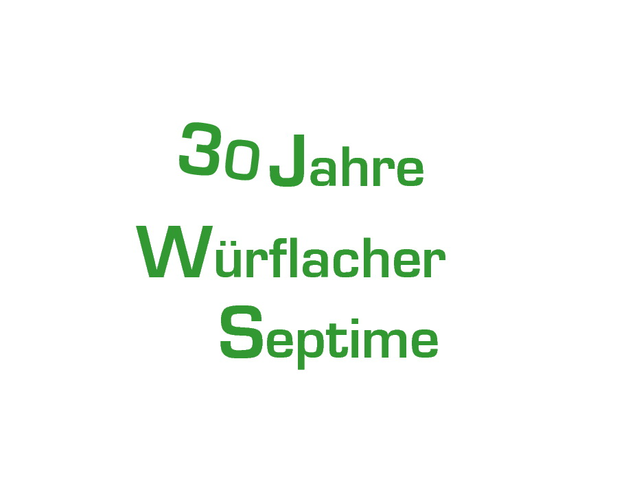 30 Jahre Septime